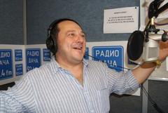 Игорь Саруханов в студии
