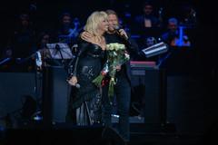 Ирина Аллегрова и Виктор Дробыш