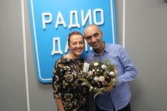 Наталья Селихова и Зираддин Рзаев