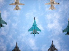 День штурмана Военно-воздушных сил России.