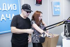 Александр Буйнов и Наталья Селихова