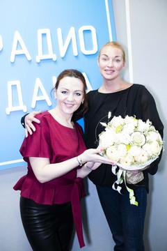 Анастасия Волочкова и Наталья Селихова