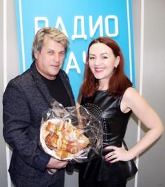 Алексей Глызин и Наталья Селихова