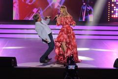 Алексей Глызин и Валерия