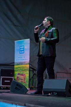 Тимур Темиров. 9 мая в компании Радио Дача