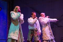 Группа Балаган Лимитед. 9 мая в компании Радио Дача