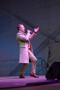 Виктор Дорин. 9 мая в компании Радио Дача