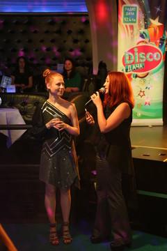 Юта и Наталья Селихова на вечеринке Disco Дача