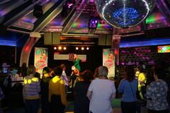 Юлия Насонова на вечеринке Disco Дача