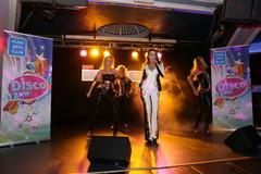Софи на вечеринке Disco Дача