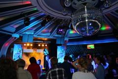 Афродита на вечеринке Disco Дача