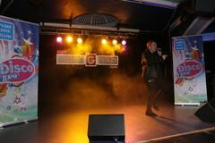 Александр Добронравов на вечеринке Disco Дача