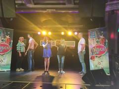 Наталья Селихова и гости вечеринки Disco Дача