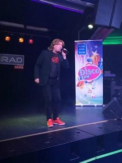 Владислав Агафонов на вечеринке Disco Дача