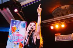 Людмила Соколова на вечеринке Disco Дача