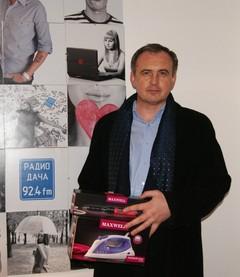 Виктор Иванов. Победитель игры Великолепная пятерка