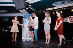 Юлия Насонова и гости вечеринки