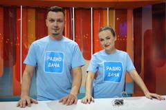 Денис Левашов и Юлия Насонова
