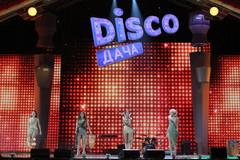 DISCO ДАЧА 2012. Группа Блестящие