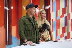 Митя Фомин и Анна Семенович
