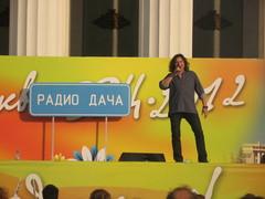 ДЕНЬ РОЖДЕНИЯ ВВЦ ОТ РАДИО ДАЧА. Александр Шевченко