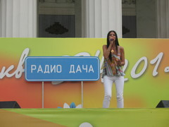 ДЕНЬ РОЖДЕНИЯ ВВЦ ОТ РАДИО ДАЧА. Марина Александрова