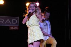 Елена Максимова на вечеринке Disco Дача