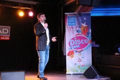 Тимур Темиров на вечеринке Disco Дача
