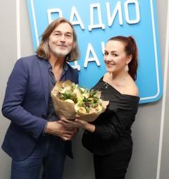 Никас Сафронов и Наталья Селихова