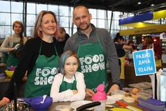 FOOD SHOW 2017. Гости фестиваля