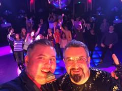 Ведущий Радио Дача Денис Чудаев и Саша Айвазов