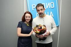 Наталья Селихова и Дмитрий Певцов