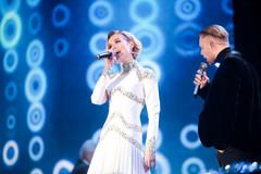 Полина Гагарина и Егор Крид