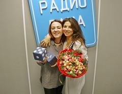 Ведущая Радио Дача Наталья Селихова и Анна Плетнева