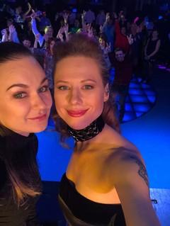 Ведущая Радио Дача Юлия Насонова и Юта