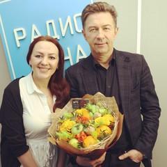 Наталья Селихова и Валерий Сюткин
