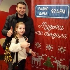 Денис и Инна Кудряшовы