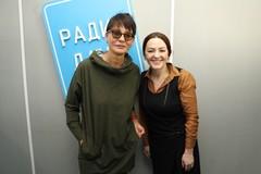 Ирина Хакамада и Наталья Селихова