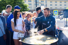 Сергей Синицын и гости фестиваля