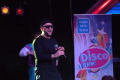 Султан Ураган на вечеринке Disco Дача