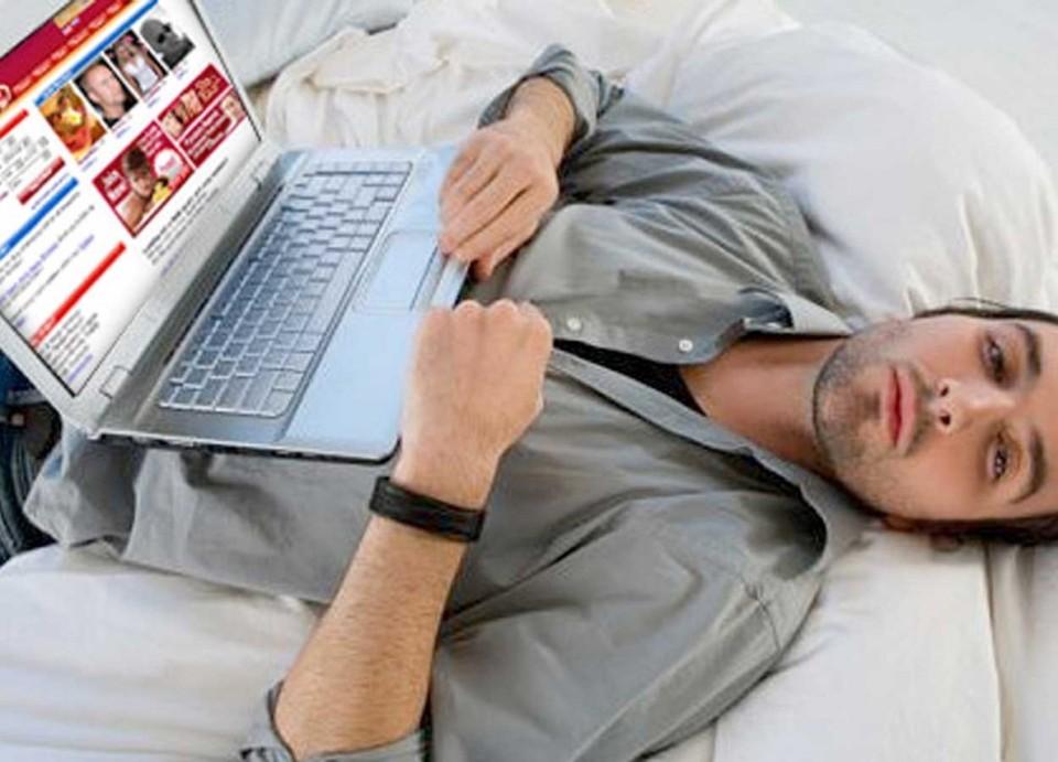 зависимость мужчин от сайтов знакомств