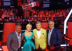 Леонид Агутин, Пелагея, Лев Лещенко, Валерий Меладзе