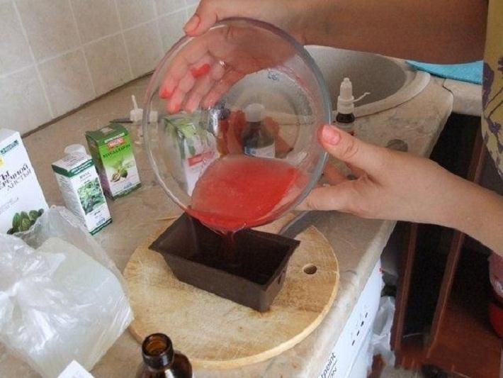 Как в домашних условиях сделать мыло своими руками