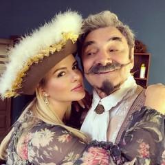 Анна Семенович и Александр Панкратов-Черный