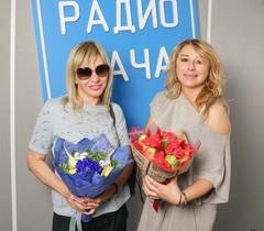 Татьяна Иванова и Алена Апина