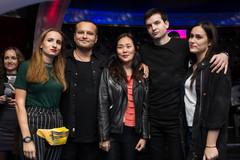 Гости вечеринки Disco Дача и Группа «Те100стерон»
