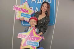 Согдиана с сыном