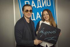 Сергей Безруков и Наталья Селихова