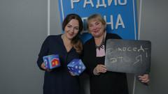Наталья Селихова и Татьяна Полякова