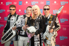 DISCO ДАЧА в Санкт-Петербурге. Группа Мираж